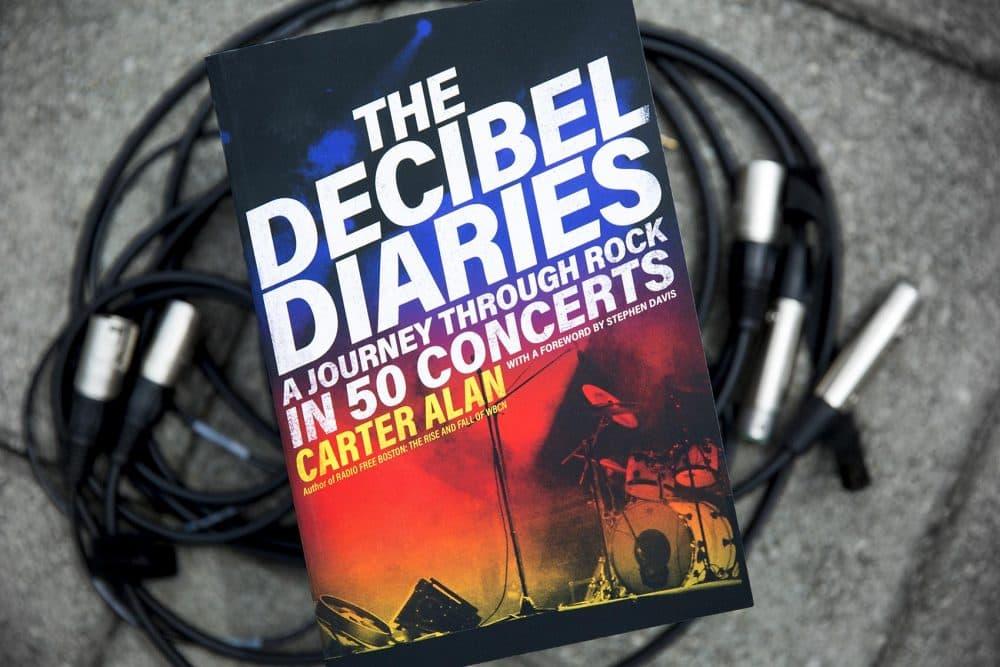 """""""The Decibel Diaries."""" (Robin Lubbock/WBUR)"""