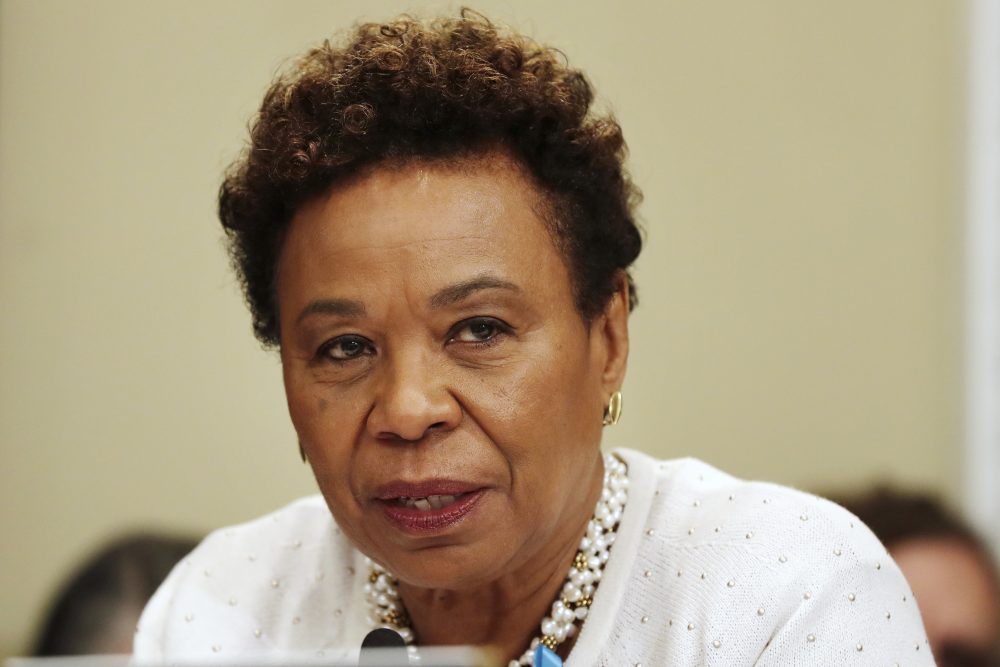 Rep. Barbara Lee, D-Calif., pictured here in May 2017, sponsored an amendment calling for the repeal of the Authorization for Use of Military Force. (Jacquelyn Martin/AP)