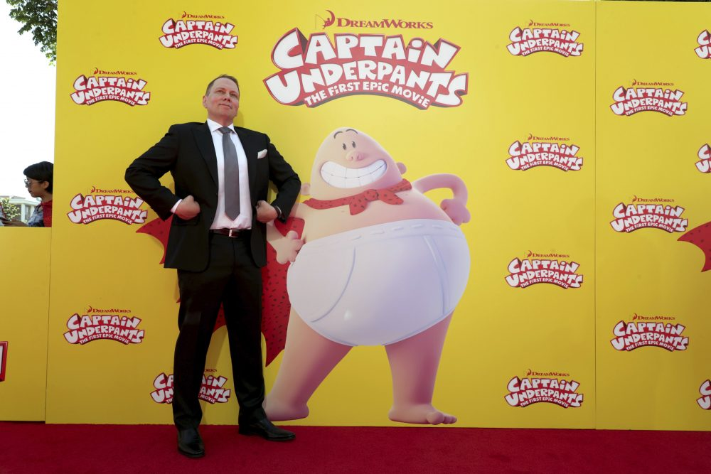 Why I M An Unapologetic Middle Aged Captain Underpants Fangirl Cognoscenti