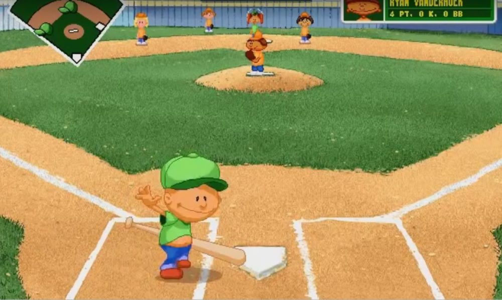 Backyard Baseball Players pablo sanchez: the origin of a video game legend | only a game