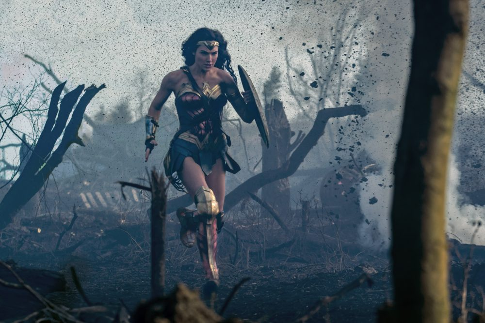 Gal Gadot as Wonder Woman. (Clay Enos/Warner Bros. Pictures)