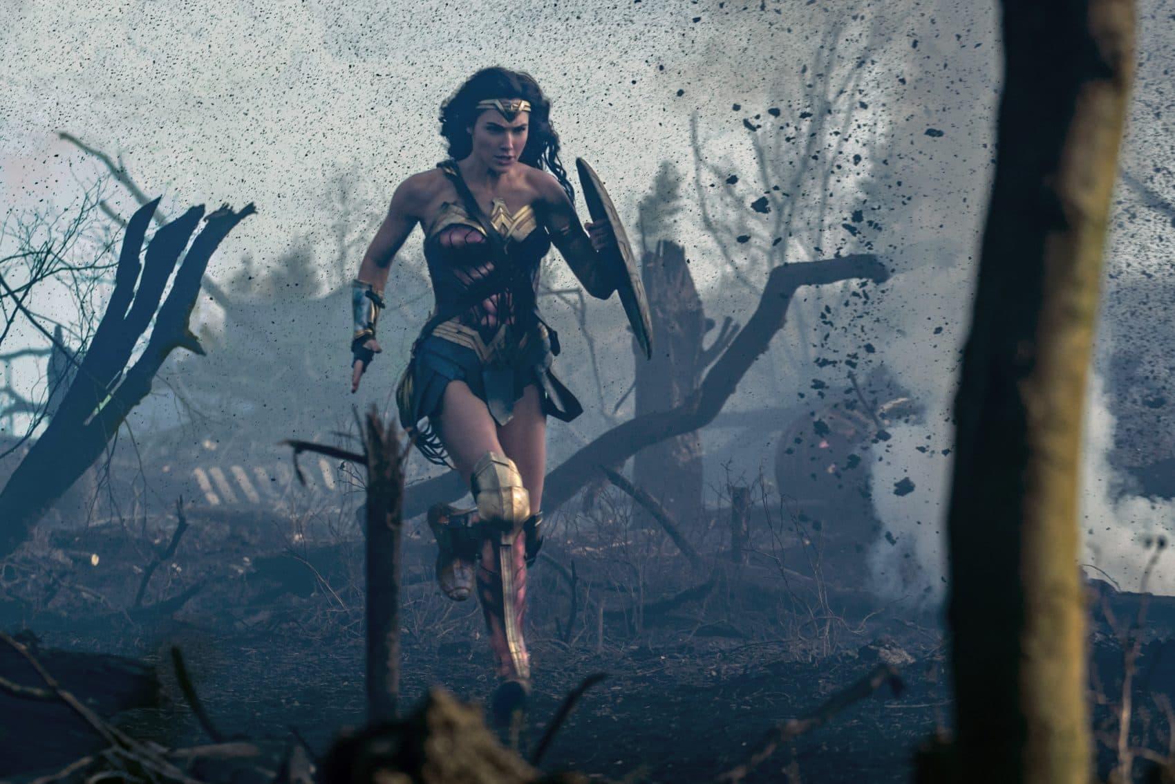 Gal Gadot as Wonder Woman. (Clay Enos/Warner Bros. Pictures)
