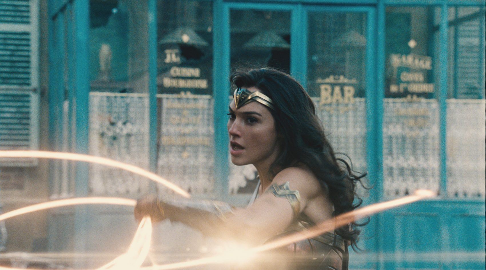 Wonder Woman, played by Gal Gadot, waited 75 years for her big screen due. (Courtesy Clay Enos/Warner Bros. Pictures)