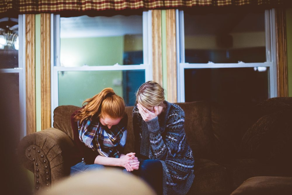 Her aunt lost two partners in less than two years and wound up ostracized by her family. (Ben White/ Unsplash)