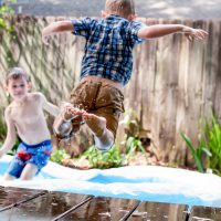"""What if the children who allegedly experience """"summer slide"""" never really learned at all? asks Kerry McDonald. (Brandon Morgan/Unsplash)"""