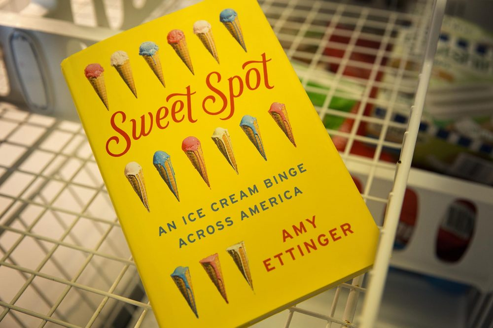 """Sweet Spot,"" by Amy Ettinger. (Robin Lubbock/WBUR)"