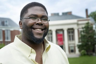 Anthony Jack, in a file photo (Robin Lubbock/WBUR)
