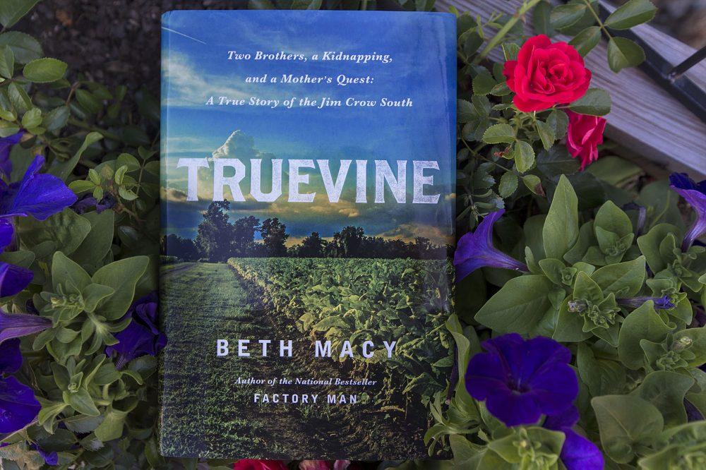 """Truevine,"" by Beth Macy. (Jesse Costa/WBUR)"
