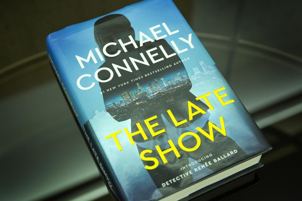 """Michael Connelly's """"The Late Show."""" (Robin Lubbock/WBUR)"""
