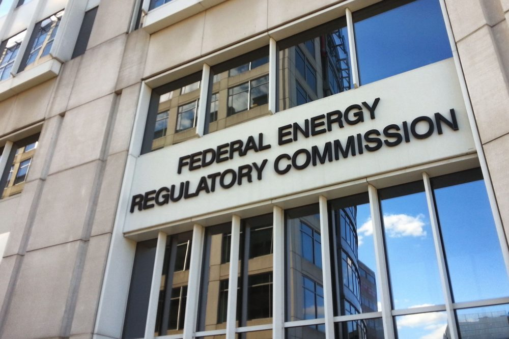 The Federal Energy Regulatory Commission in Washington, D.C. (branderguard/Flickr)