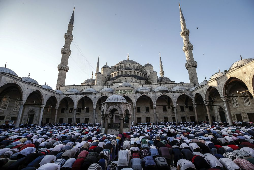 Why Islam Is The World's Fastest-Growing Religion | Here & Now
