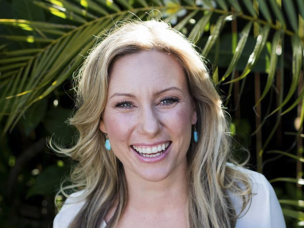This undated photo provided by Stephen Govel/www.stephengovel.com shows Justine Damond, of Sydney, Australia, who was fatally shot by police in Minneapolis on Saturday, July 15, 2017. Authorities say that officers were responding to a 911 call about a possible assault when the woman was shot. (Stephen Govel/www.stephengovel.com via AP)