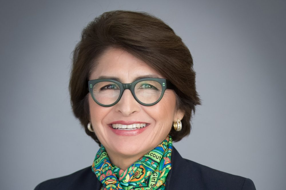 Girl Scouts CEO Sylvia Acevedo (Courtesy)