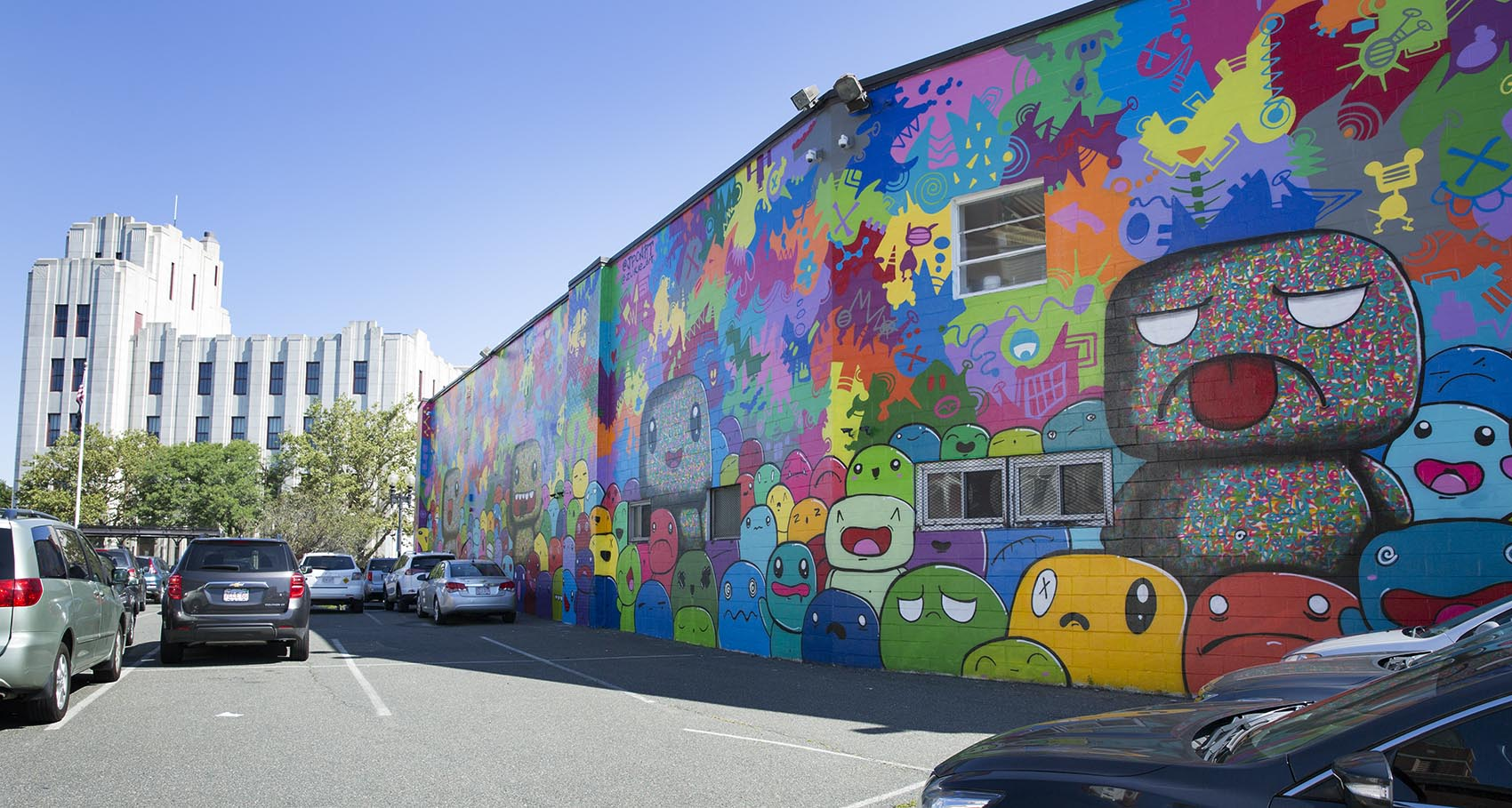 Take A Look At 15 New Murals Splashed On Downtown Lynn's