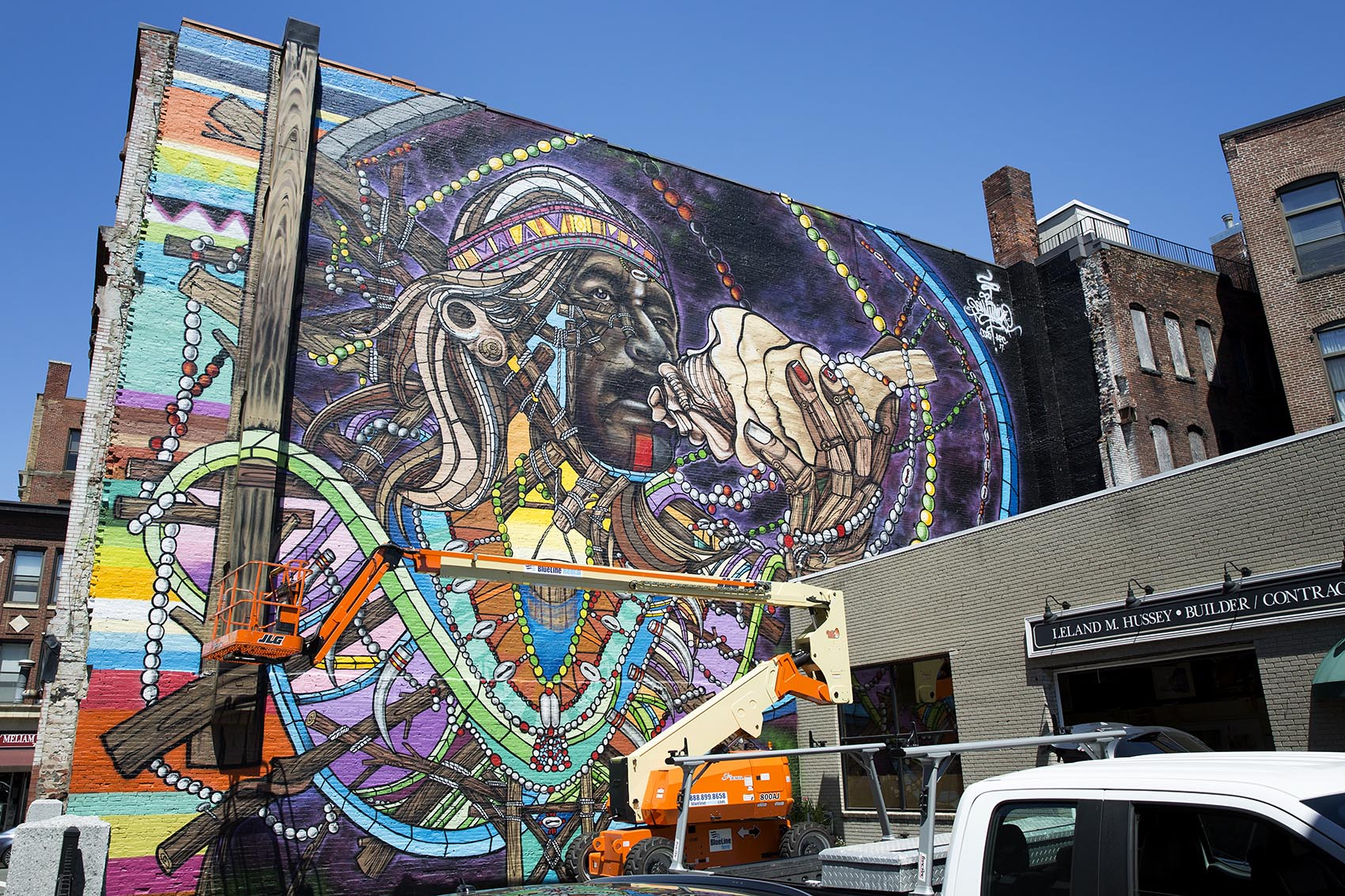 Take A Look At 15 New Murals Splashed On Downtown Lynn S