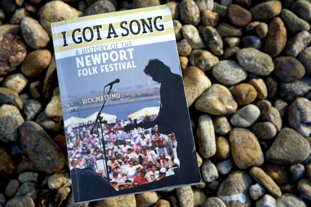 """I Got a Song"" by Rick Massimo. (Robin Lubbock/WBUR)"