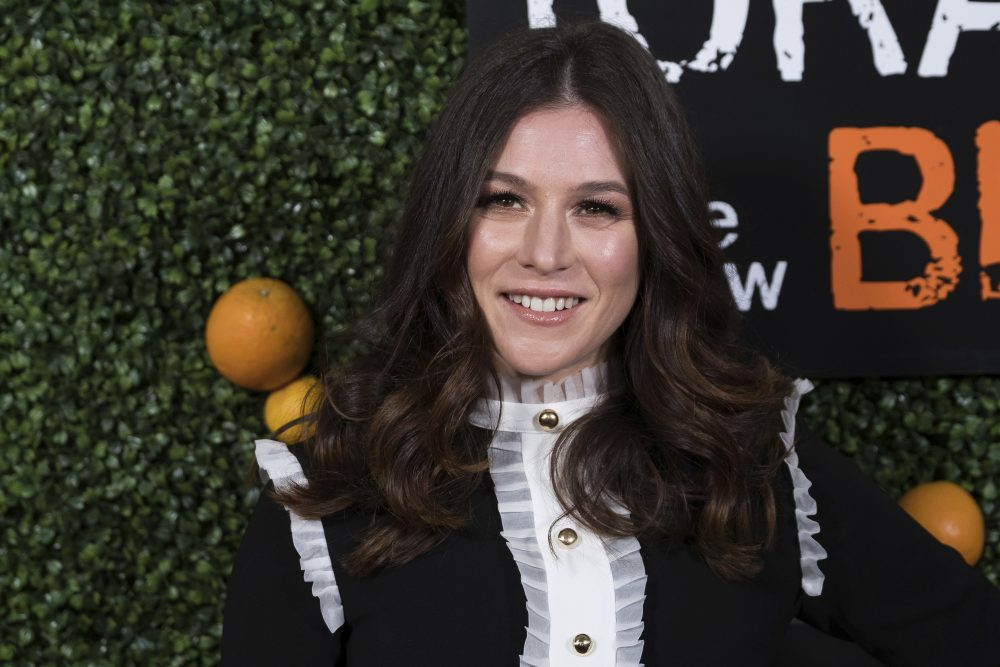 "Actress Yael Stone attends Netflix's ""Orange Is the New Black"" season five premiere event on June 9 in New York. (Charles Sykes/Invision/AP)"