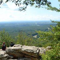 Bears Den Overlook, Appalachian Trail, Virginia. (Strawser via Creative Commons)