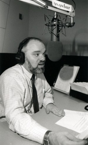 Bob Oakes has hosted WBUR's Morning Edition since 1992.