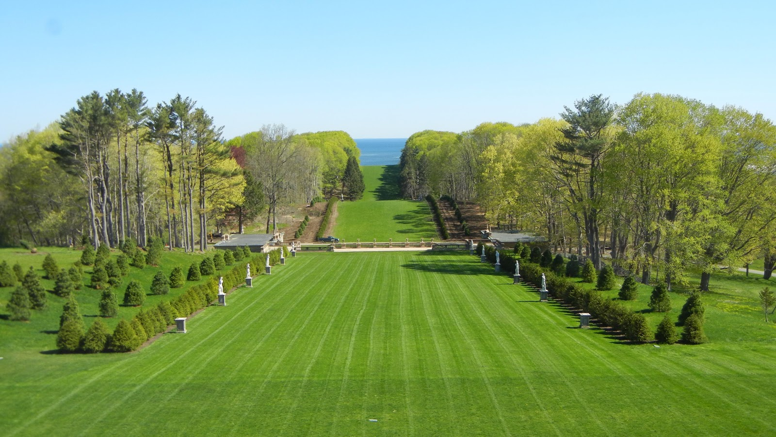 The Trustees of Reservations oversees 116 properties in Massachusetts, including the Crane Estate right along the shore in Ipswich. (Courtesy The Trustees)