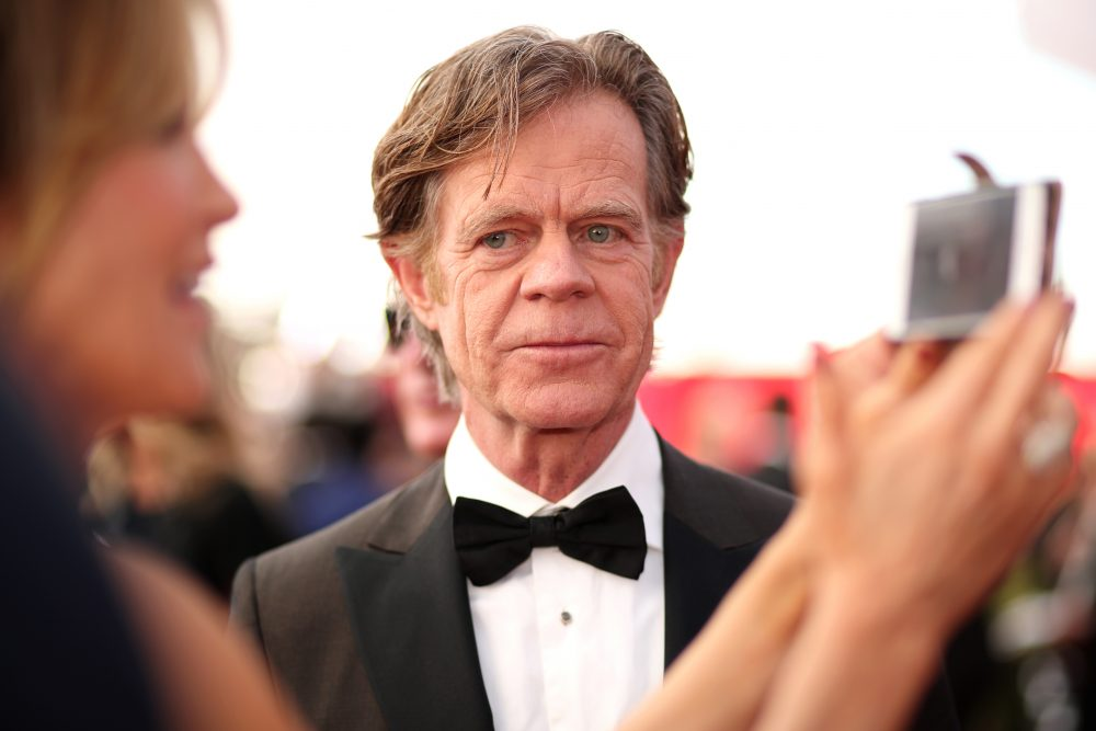 William H. Macy attends The 23rd Annual Screen Actors Guild Awards at The Shrine Auditorium on Jan. 29, 2017 in Los Angeles, Calif. (Christopher Polk/Getty Images for TNT)