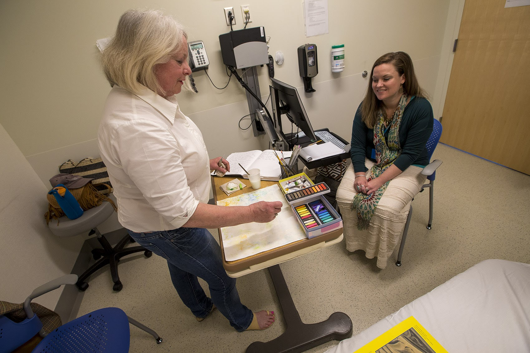 Many Seek Care At Boston Tick Borne Impairment Clinic That Tries