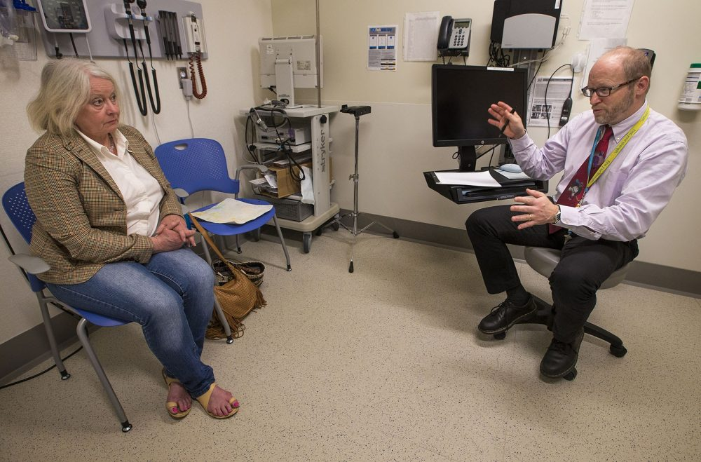 Many Seek Care At Boston 'Tick-Borne Impairment' Clinic That Tries