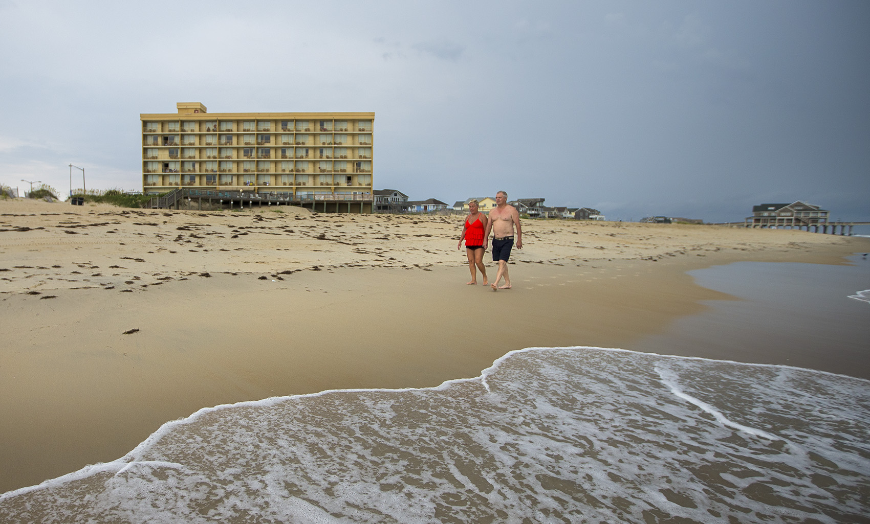 On North Carolina's Outer Banks, A Preview Of What Might Be In Store