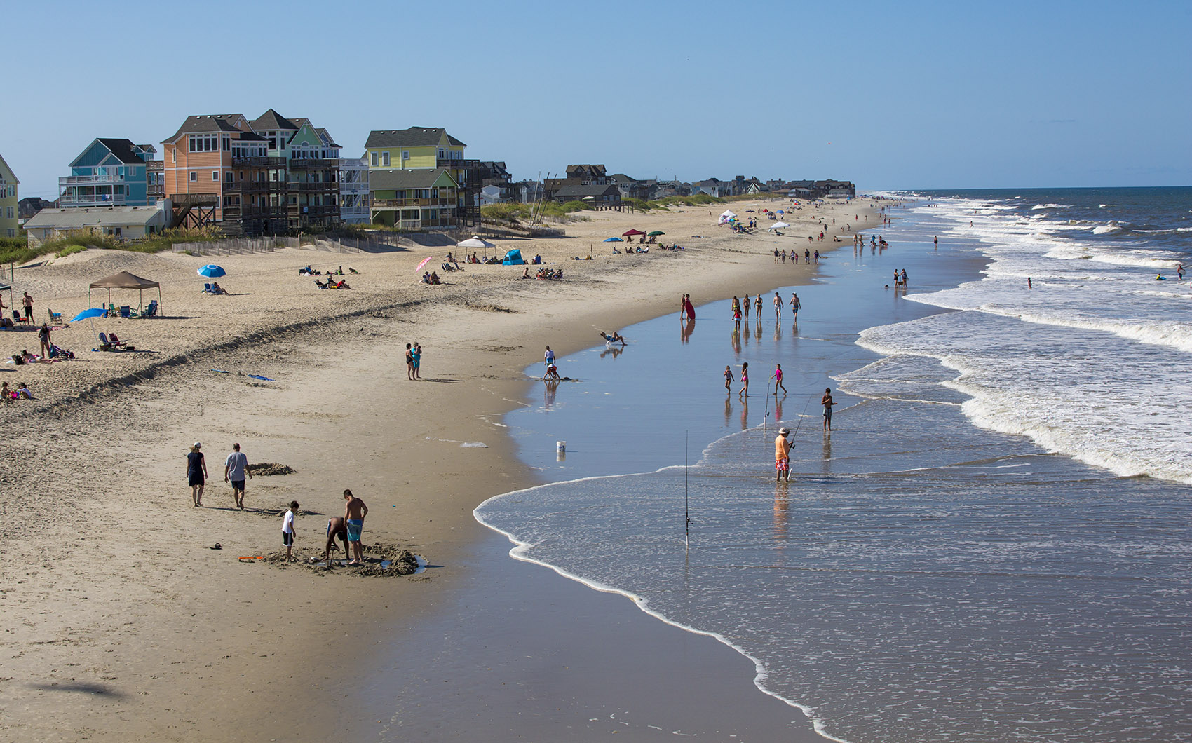 0c69917373c A view of Rodanthe Beach on North Carolina s Outer Banks. (Jesse Costa WBUR