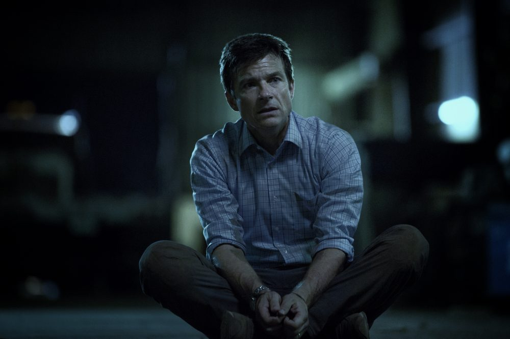"Jason Bateman in an image from the Netflix series ""Ozark."" (Jackson Davis/Netflix)"