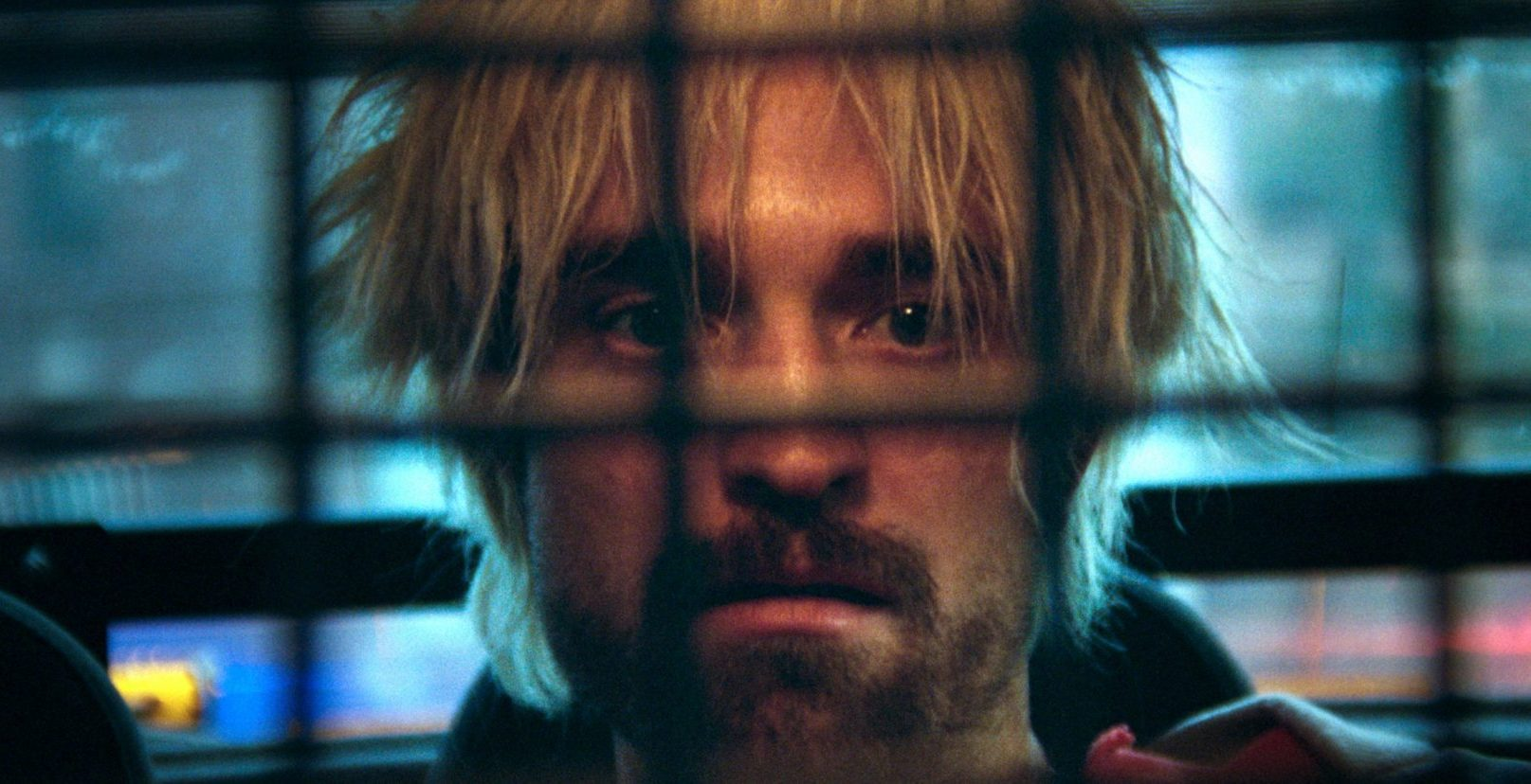 "Robert Pattinson in ""Good Times."" (Courtesy Lindsay Macik/A24)"