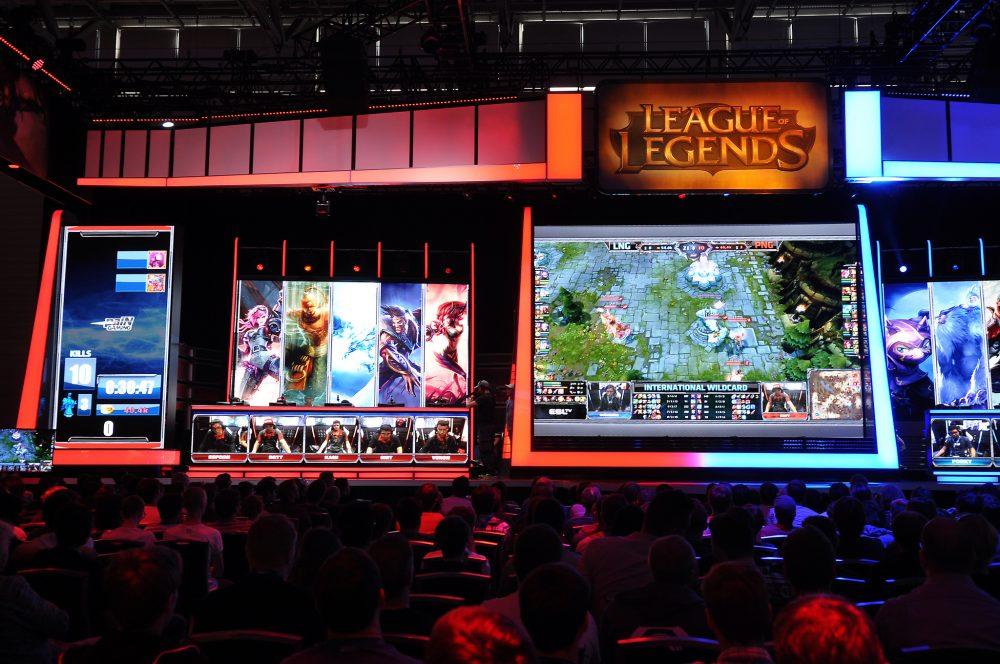 League of Legends tournament in 2013. (Marco Verch/Flickr)