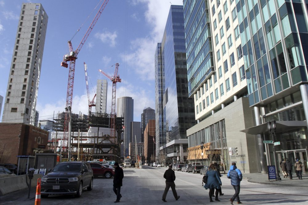 City Reports Show Downtown Housing Is Booming, While Outer