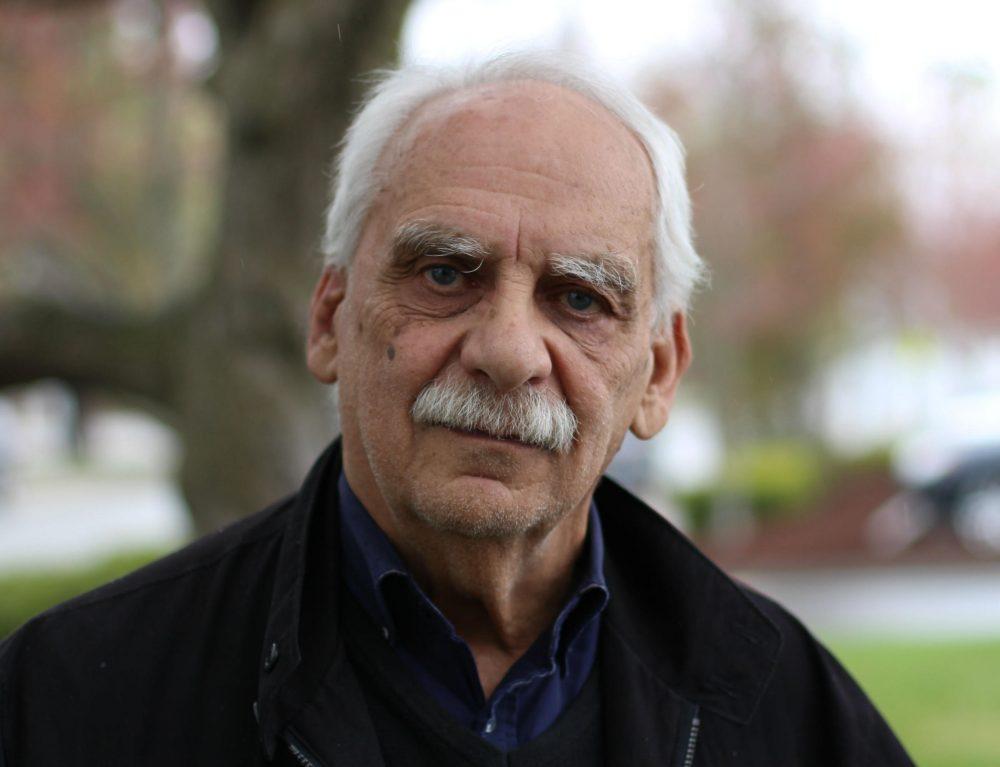 Robert Azzi (Peter Biello/NHPR)