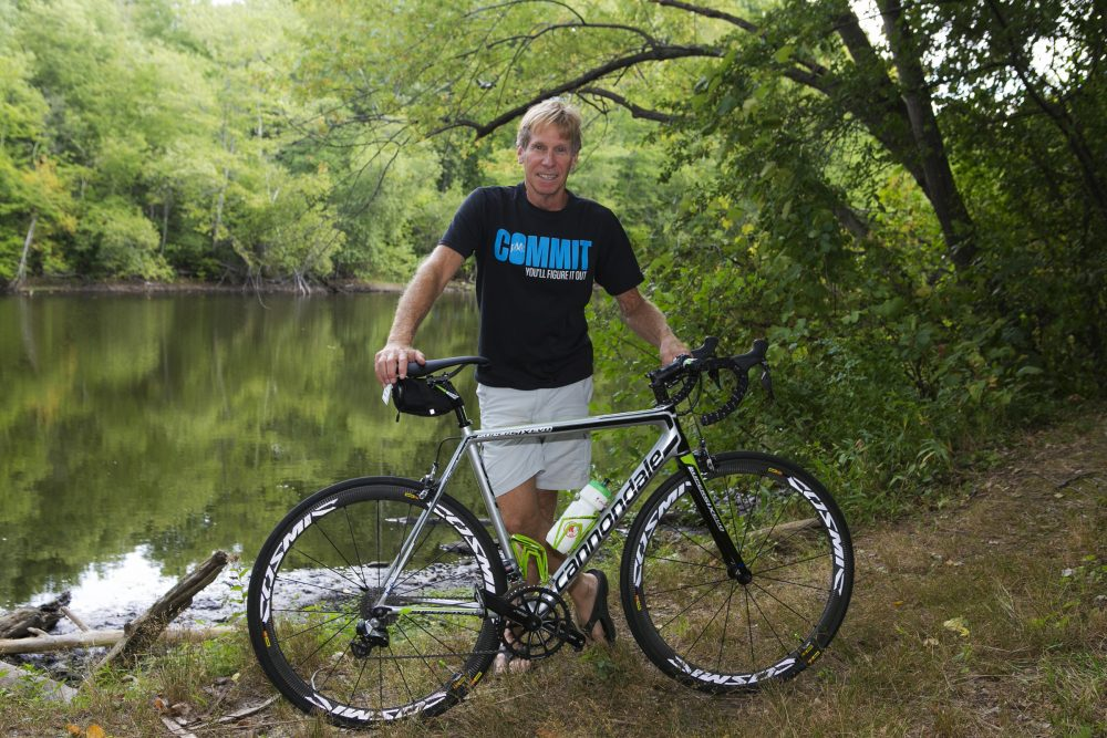 (Billy Starr, Founder of the Pan-Mass Challenge)