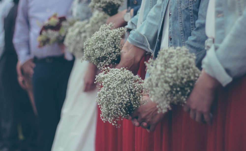 I'm okay with not being a bridesmaid. But should I throw a bridal shower anyway? Whose job is that? (Tamara Menzi/ Unsplash)