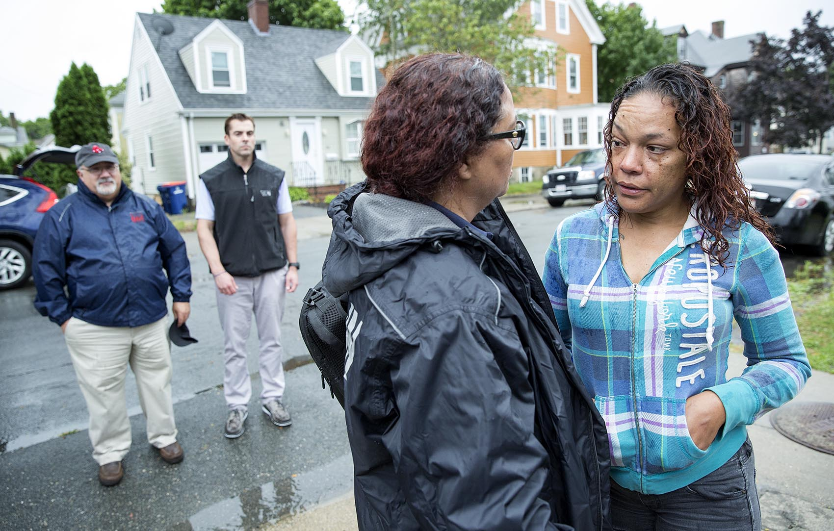 New Bedford Clergy And Police Fight Opioid Epidemic One Person At A