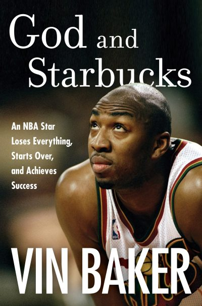 """God and Starbucks,"" by Vin Baker."