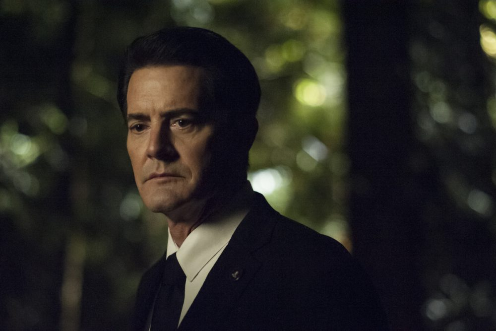 "Kyle MacLachlan in ""Twin Peaks."" (Courtesy Suzanne Tenner/Showtime)"