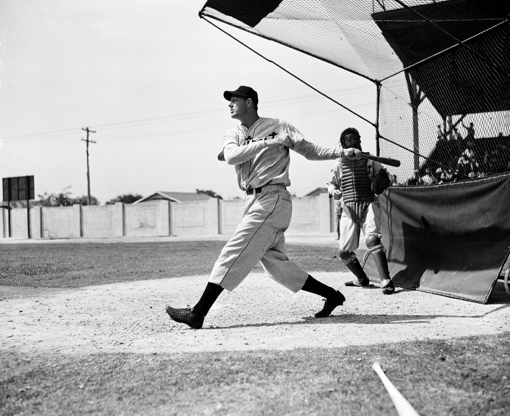 Hank Greenberg grappled with whether or not to play baseball on Rosh Hashanah and Yom Kippur. (AP)