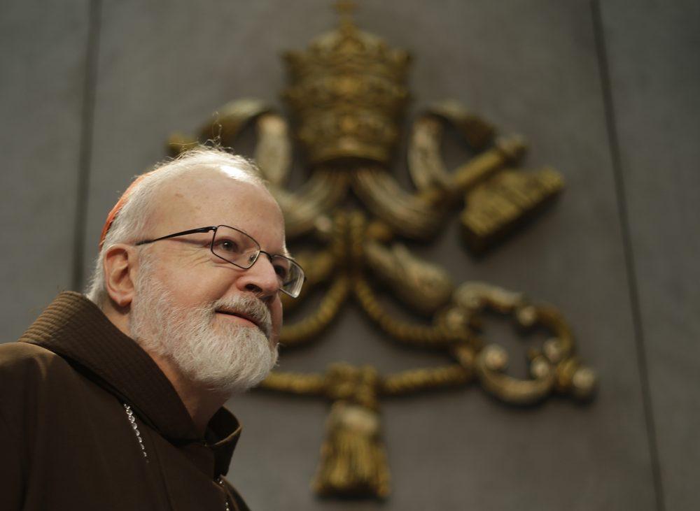 Cardinal Sean Patrick O'Malley (Gregorio Borgia/AP)