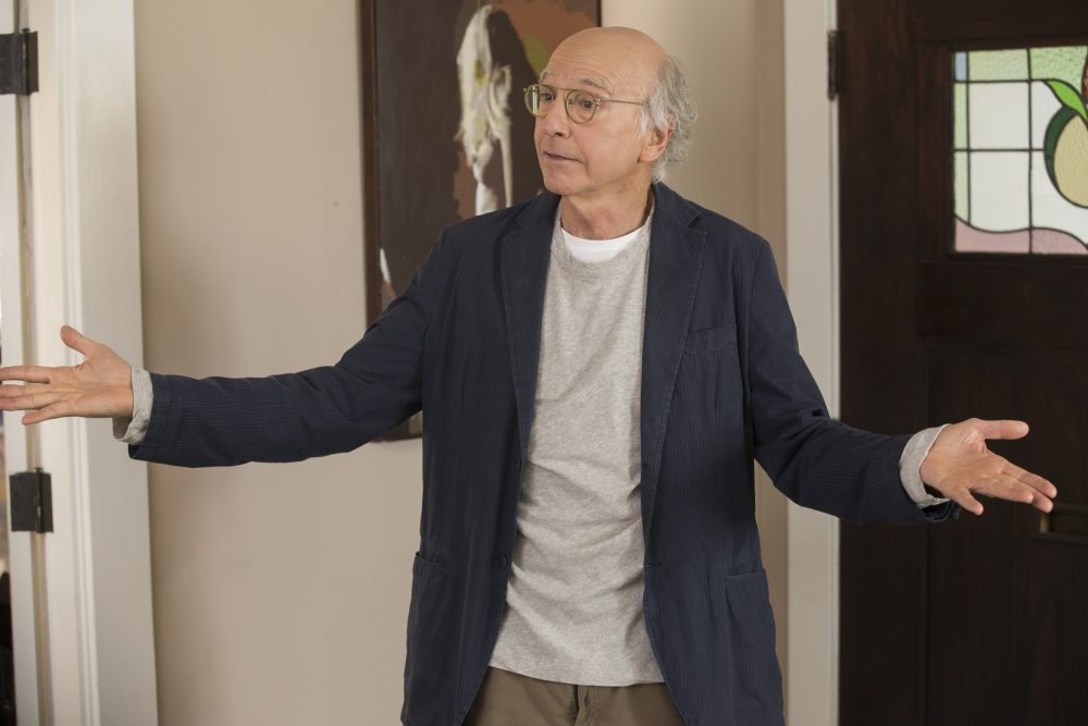 """Larry David in a still from season 9 of """"Curb Your Enthusiasm."""" (John P. Johnson/Courtesy of HBO)"""