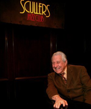 Fred Taylor at the Scullers Jazz Club. (Courtesy)