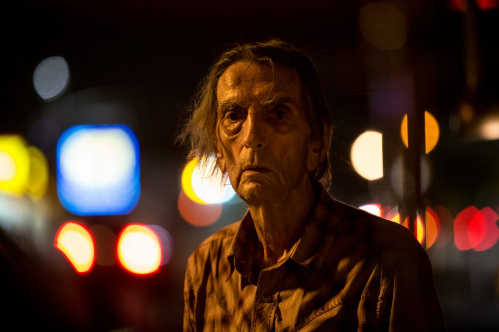 """Harry Dean Stanton in """"Lucky."""" (Courtesy Magnolia Pictures)"""