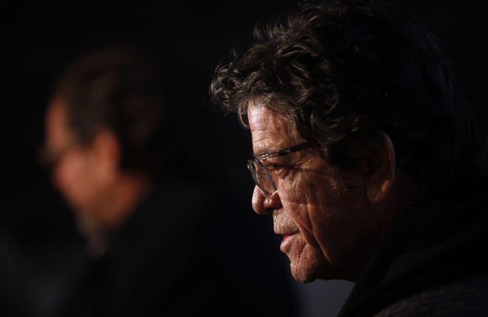 Lou Reed in 2011. (Jason DeCrow/AP)
