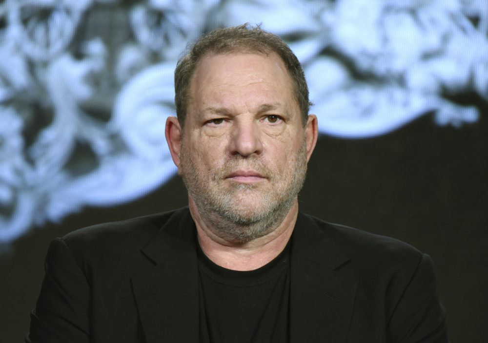 Harvey Weinstein as seen in 2016. (Richard Shotwell/Invision/AP)