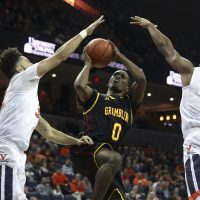 Would a college basketball league made up of HBCU teams torpedo the NCAA and amateurism? (Ryan M. Kelly/AP)