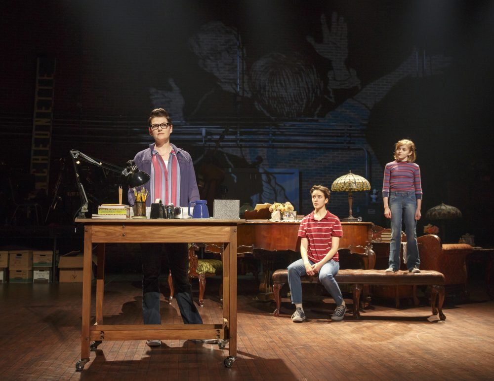 A Masterful 'Fun Home' Builds Off Memory And Melody | The ARTery