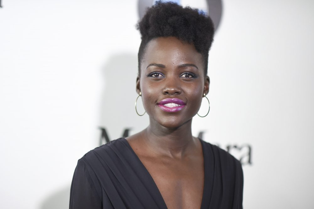 Lupita Nyong'o attends the Women In Film 2017 Crystal and Lucy Awards at the Beverly Hilton Hotel on Tuesday, June 13, 2017, in Beverly Hills, Calif. (Richard Shotwell/Invision/AP)