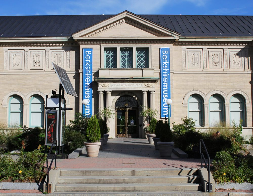 The Berkshire Museum in Pittsfield as seen in 2013. (Berkshire Museum/Wikimedia Commons)